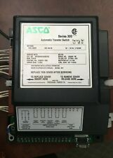 ASCO Series 300 , 1000 AMP, 480V, Control Panel: 473670-006