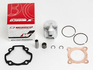 Yamaha PW 50, 1985-2017, Wiseco .080 Piston, Gaskets Set, Bearing - PW50
