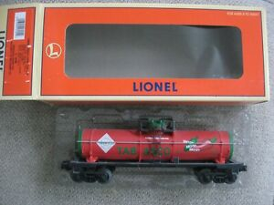 O Scale Lionel #6-16180 Tabasco Single Dome Tank Car