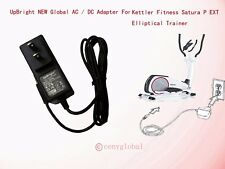9V Ac Adapter For Kettler Fitness Satura P Ext Elliptical Trainer Power Charger