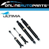 4 Front + Rear Shock Absorbers XA XB XC Coupe Hardtop 1972-1979