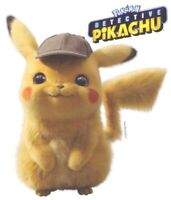 Pokemon - Detective Pikachu Movie STICKER (5 x 4.5 inches) - New