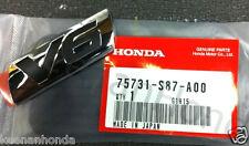 Genuine OEM Honda Accord V6 Rear Emblem 1998 - 2007