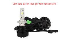 A2ZWORLD KIT FULL LED CANBUS H7 40W SPECIFICA PER AUTO CON FARO LENTICOLARE DISS