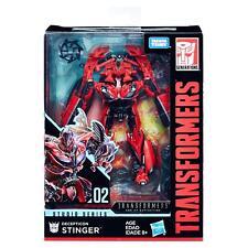 Transformers 100%25 Hasbro Studio Series Deluxe Class 02 Decepticon Stinger New