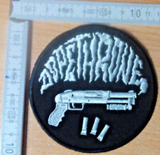 Dope Throne RARE Woven Round Patch Acid King Electric Wizard Sleep Grand Magnus