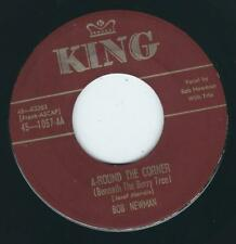 Country Bob Newman KING 1057 A-Round the corner / Lonesome sailor's dream ♫