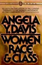 Women, Race, and Class by Angela Y. Davis (1983, Paperback)