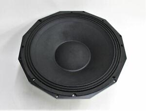 "19"" RMS Program Cast Alloy Driver Power Subwoofer Bass Speaker 4-Ohms 1500W"