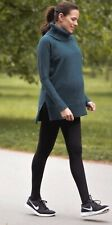 New Seraphine Maternity & Nursing Jumper In Teal Size Small