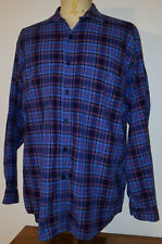Patagonia Mens Lightweight Flannel Plaid Shirt Large