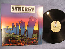 Synergy, Electronic Realizations For Rock Orchestra, Passport PPSD 98009, 1975