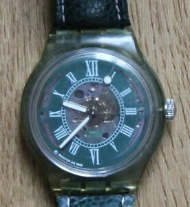 MONTRE AUTOMATIC SWATCH