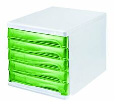 Boites de rangement tiroirs verts pour la maison