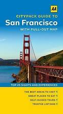 AA Citypack San Francisco (AA Citypack), Very Good Condition Book, AA Publishing