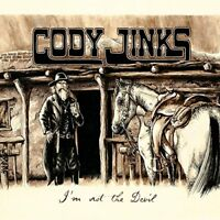 I'm Not The Devil  by Cody Jinks  Country  Audio CD NEW