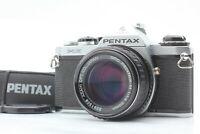 [Near Mint] Pentax ME 35mm SLR Film Camera SMC PENTAX-M 50mm f/1.4 Asahi Lens