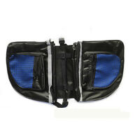 Cycling Bicycle MTB Bike Double Side Panniers Rear Rack Tail Seat Trunk Bag NEW!