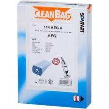 Cleanbag stofzuigerzak papier (doos) Gr.9 114 AEG 4 AEG