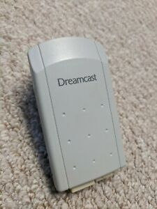 Official Dreamcast Rumble Pack Working Model HKT-8600