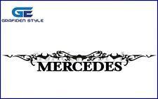 1 Stück Mercedes - Actros - LKW Windschutzscheibe Aufkleber-Sticker 125cmx20cm !