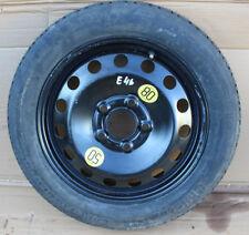 BMW E46 320D Reserverad Ersatzrad Notrad Continental 115 90R16