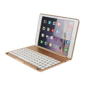 Bluetooth Keyboard Smart Case Cover For iPad 6th Gen 5th Gen 2018/2017 Air 2/ 1