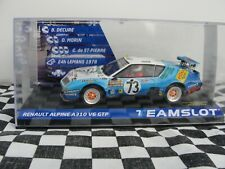 TEAM SLOT RENAULT ALPINE A310 V6 GTP  #73 12802  1:32 SLOT BNIB LATEST OUT