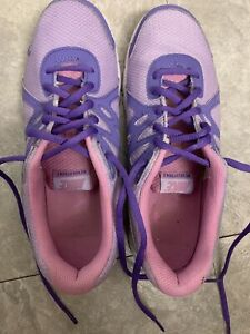 Nike Athletic Shoes Girl's Sz 6 Youth, Womens 7.5 Purple/pink Tennis Shoes
