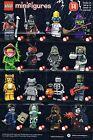 LEGO MINIFIGURES SERIES 14, MINI FIGURA SERIE 71010, ONE FIGURE TO SELECT