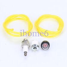 Fuel Line Filter Primer Bulb Spark plug for Ryobi 682039 MTD 781-682039 B1RY22