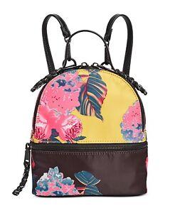 Steve Madden Mallory Backpack Yellow Mini Convertible $78