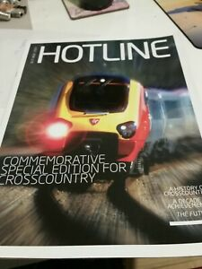 Virgin Trains / Cross Country Magazine Oct - Nov 2007 Commemorative Edition