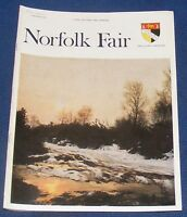 NORFOLK FAIR MAGAZINE JANUARY 1971 - THE THEATRES ROYAL