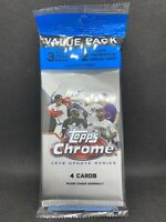 2020 Topps Chrome MLB Update Series Baseball Value FAT PACK! Factory Sealed!