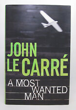 John le Carre SIGNED - A Most Wanted Man - First Edition - HC/DJ