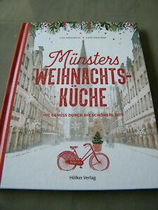 NEU Buch Kochbuch Münsters Weihnachtsküche Nieschlag Wentrup Hölker Verlag