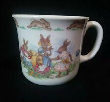 "Vtg Royal Doulton Tableware Ltd 1936 ""Bunnykins"" Fine Bone China Cup,England"