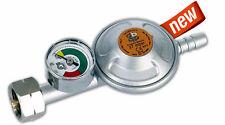 Gas Druckregler 37 mbar 1,5 kg/h Manometer Propan Butan Druckminderer Gasregler
