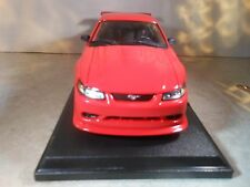 REDUCED - Maisto 2000 Ford Mustang SVT Cobra R SPECIAL EDITION