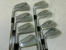 New LH Mizuno MP 25 MP25 Iron Set 3-PW Project X 6.0 - Steel shafts Irons