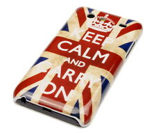 Hülle f Samsung Galaxy S Advance i9070 Schutzhülle Tasche Case keep calm England