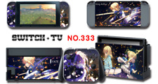 Nintendo Switch Console Joy-Con Skin Sticker Cover #333 Fate Stay Night a AN11