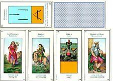 Grand Etteilla ou tarots égyptien divination voyance carte avenir oracle 1970
