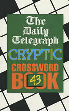 Good, Daily Telegraph Cryptic Crossword Book 43: No.43, Telegraph Group Limited,