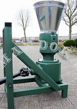 Pellettatrici Pellet press  Pelletpresse  Pelletiere Pellet mill  a  trattore