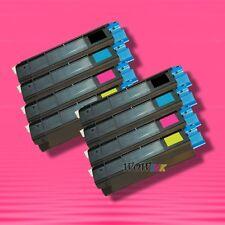 8P Non-OEM Alternative TONER for Okidata 42127401-42127404 C5300n