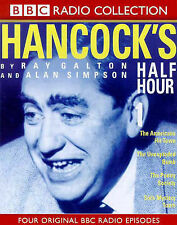Hancock's Half Hour: No.1: The Americans Hit Town/The Unexploded Bomb/The Poetry Society/Sid's Mystery Tour by Alan Simpson, Ray Galton (Audio cassette, 1992)