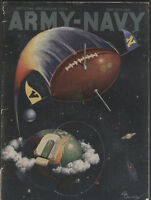 1959 ARMY vs NAVY  Football Game Program