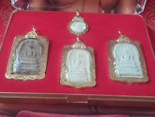 Phra Somdej Wat Rakang Pim Yai Bucha Amulet box set-Year 2558